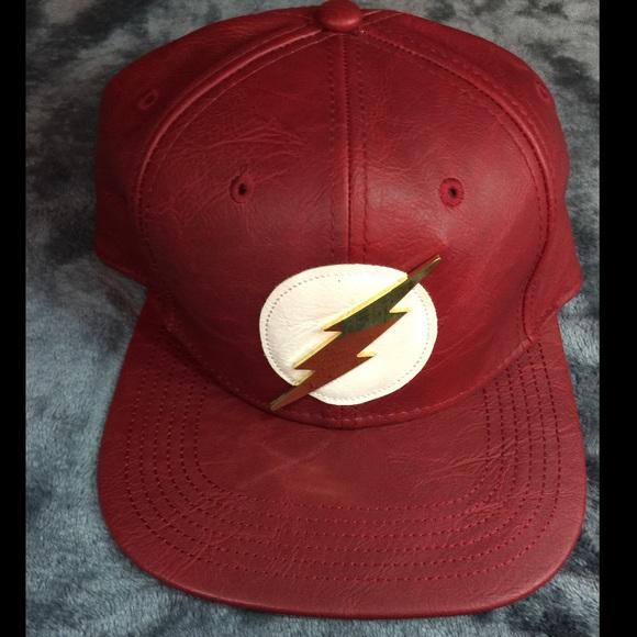 f0d812fd DC Comics Accessories | The Flash Snapback Hat | Poshmark